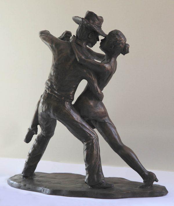 The Tango Dancers