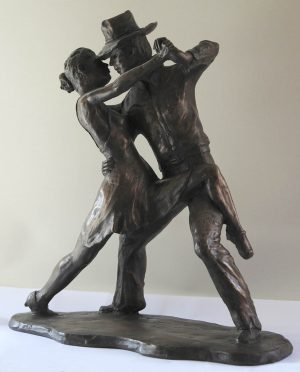 The Tango Dancers. John Price 2.